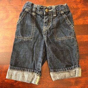 3-6 month Baby Gap Jeans